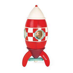 Kit magnet fusée géante Janod