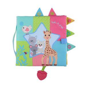 livre-tissu-sophie-la-girafe-Vulli