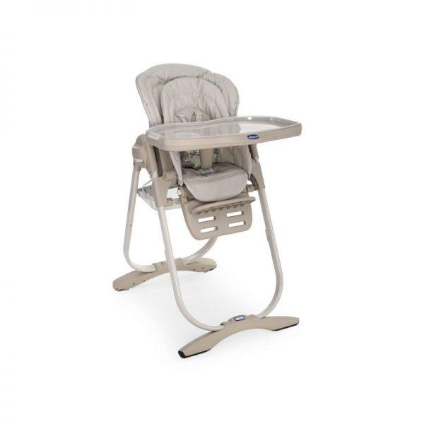 Chaise haute polly magic de Chicco